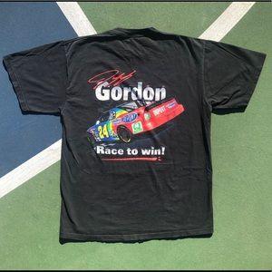 Vintage 1996 Jeff Gordon NASCAR Tee🏎